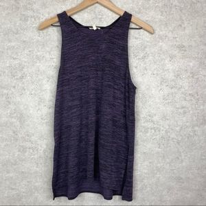 Wilfred free Heathered Tank Top box b